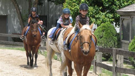 lets get off our high horses full time travel isnt the 10 places to learn to ride horses visit maryland