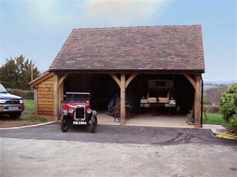 Timber Car Ports by Wooden Carports