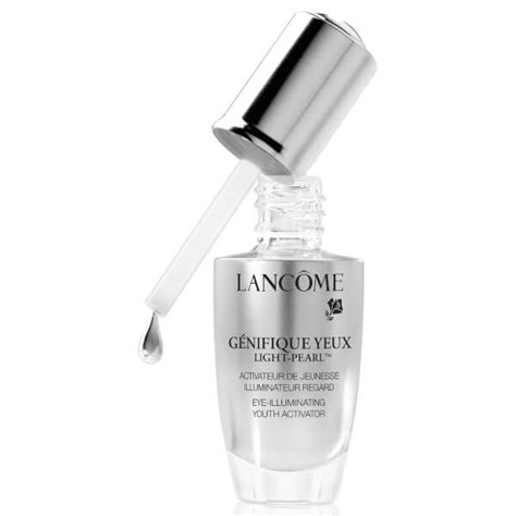 lancome advanced genifique light pearl lanc 244 me advanced g 233 nifique eye serum 20ml light pearl