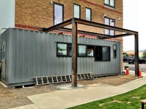 shipping container homes 2 x shipping containers the