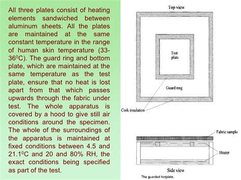 comfort properties of fabrics comfort properties of fabrics