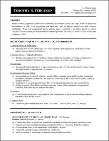 Resume Sles For Australia Resume Exles Free Resume Templates Australia In Ms Word Curriculum Vitae Format