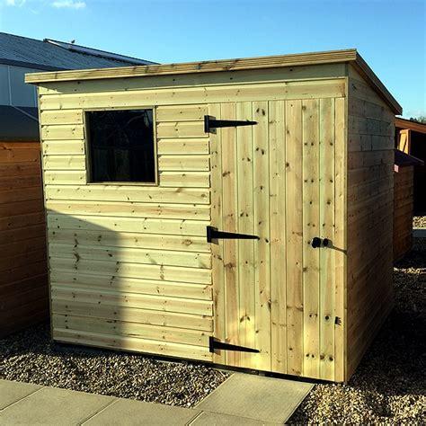 malvern bewdley pent shed