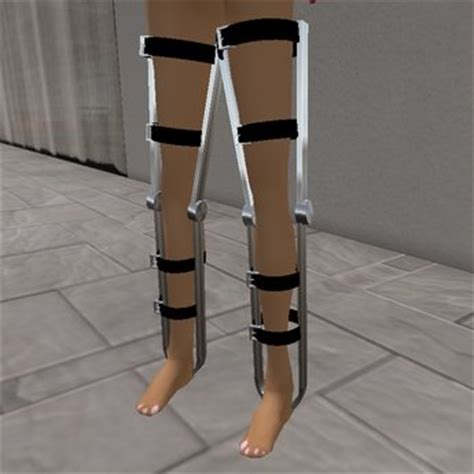 front leg brace second marketplace leg braces