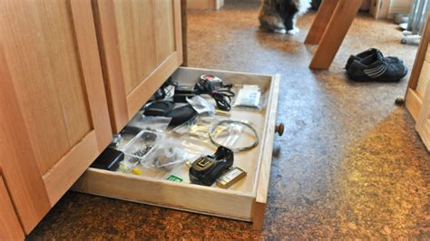 under kitchen cabinet storage drawer replace your cabinet kickplate with drawers to increase