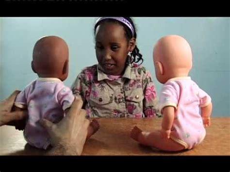 the black doll test dukketesten the doll test