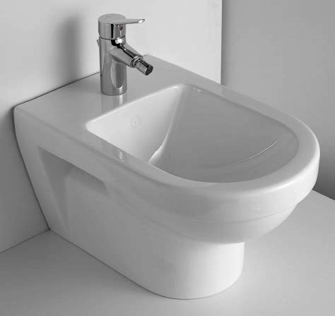 montage bidet bidets from villeroy boch free standing or wall mounted