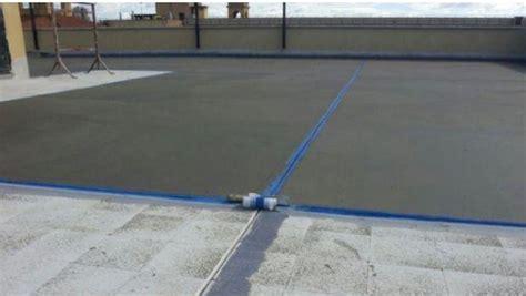 come impermeabilizzare un terrazzo impermeabilizzare un terrazzo senza demolire