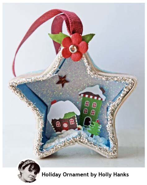 american crafts studio blog holiday ornaments