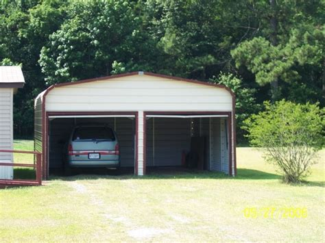 Enclosed Carports Garages by Garages And Carports Enclosed Carport Pineora Handi Houses