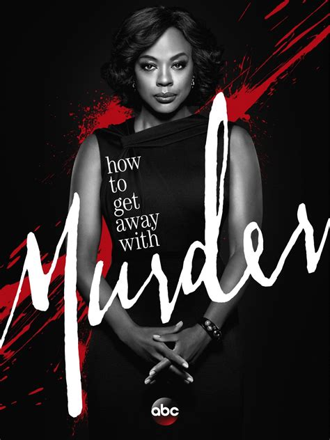 Calendrier How To Get Away Photo How To Get Away With Murder Posters Saison 2