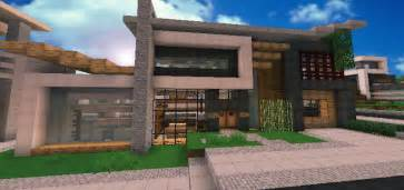 Modern Houses Minecraft Modern House Minecraft Keralis Images Amp Pictures Becuo