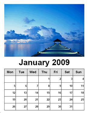 Como Hacer Un Calendario Con Fotos Calendario Con Tus Fotos Con Free Photo Calendar