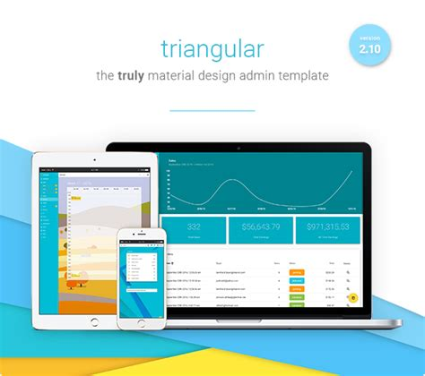 Top 20 Material Design Admin Templates For Download Free Premium Templateflip Material Design Admin Template Free