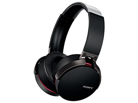 Headset Sony Bass sony mdrxb950bt b bass bluetooth headphones black
