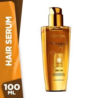 Harga L Oreal Extraordinary loreal elvive extraordinary 100ml lazada indonesia