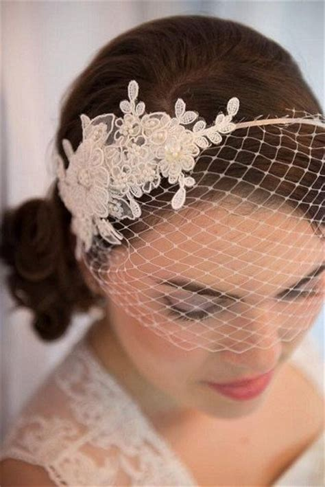 7 Birdcage Veils To Rock For Your Wedding by Best 25 Birdcage Veils Ideas On Diy Lace Veil