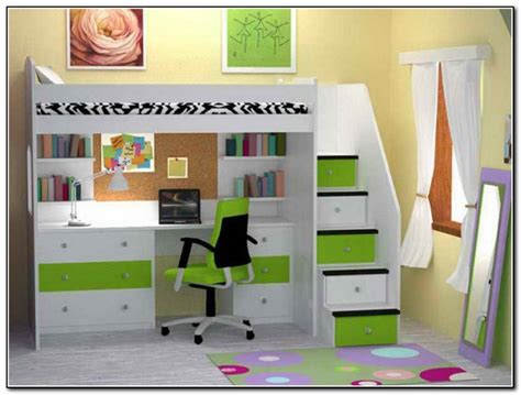 bunk beds with desks them beds with desks underneath them desk home design ideas