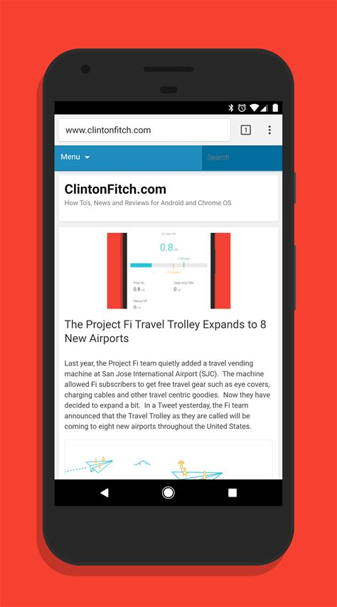 chrome for android chrome 58 for android released clintonfitch