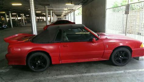 mustang 302 horsepower 89 ford mustang foxbody 302 horsepower 3 55 gears