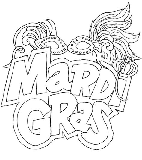 printable jester mask mardi gras coloring pages at coloring book online