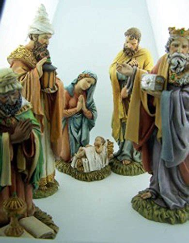 3 piece holy family christmas outdoor set holy family with three 5 nativity set for display artificial