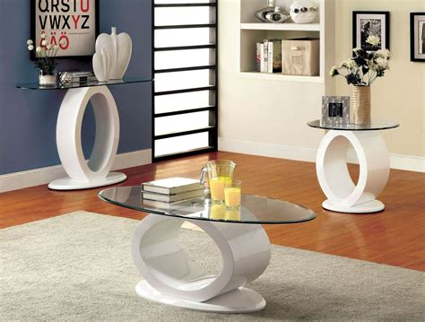Lodia Set lodia iii white occasional table set from furniture of