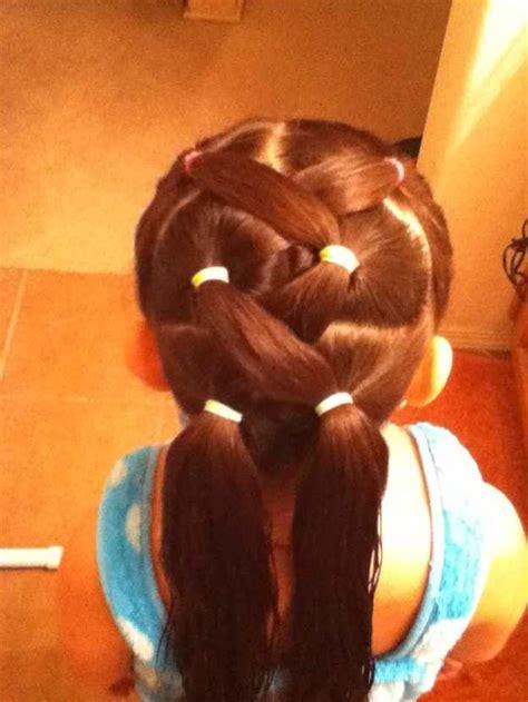 criss cross hair part hair parting techniques for zigzag 5 super cute diy little girls hairstyles trusper