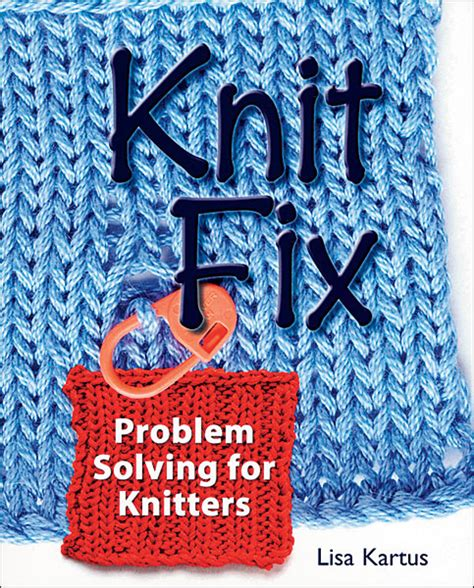 fix in knitting knit fix from knitpicks knitting by kartus on sale