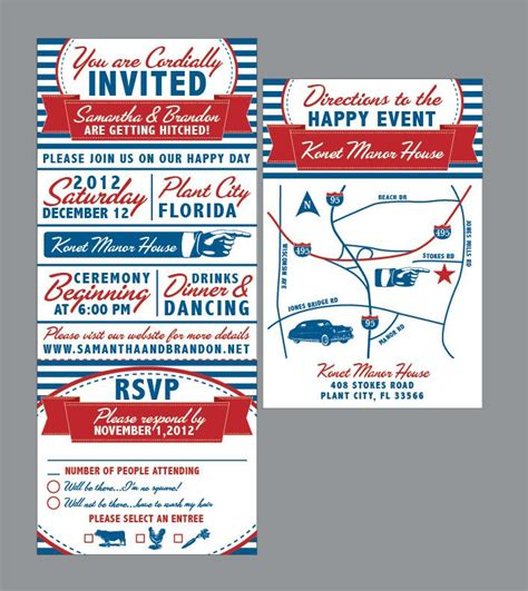 50 s theme wedding invitations 17 best images about travel theme wedding invites on
