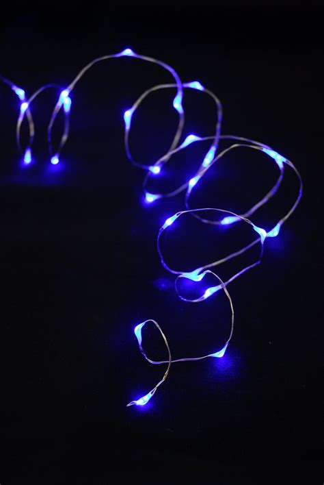 where to buy lights led firefly lights blue 6 5ft 30ct battery operated