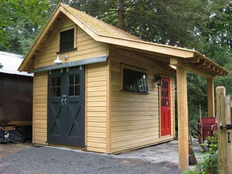 shed design ideas a portfolio of shed designs fine gardening