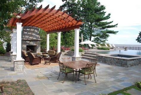 pergola  patio cover ideas landscaping network