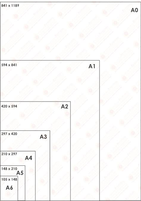 printable paper size guide china printing solutions metric standard size paper diagrams