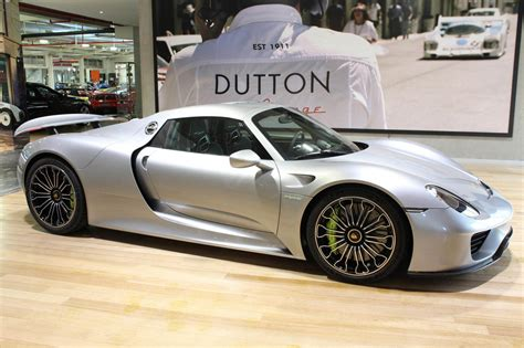 new porsche 918 brand new porsche 918 spyder up for grabs
