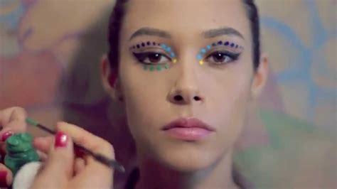 eyeliner tutorial dots hippie eye makeup dots saubhaya makeup
