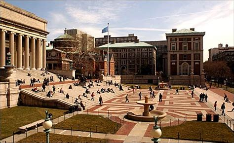 Columbia Cus Visit Mba by Top 10 Graduate Finance Schools By Highest Average