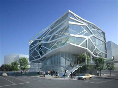 archetectural designs green architecture design of gimpo art hall by gansam