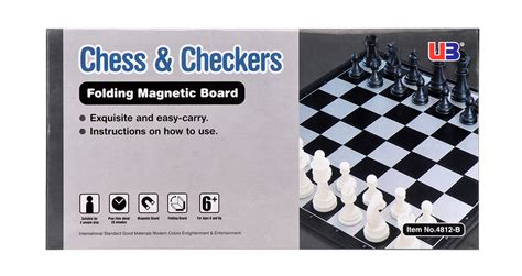 Magnetic Chess Pion Figure Board buy chess checker folding magnetic board in india