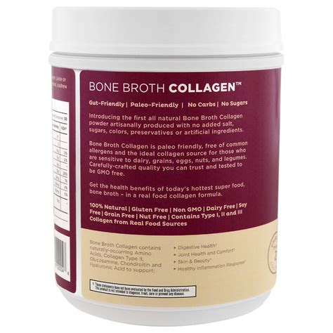 Bone Broth Detox Dr Axe by Dr Axe Ancient Nutrition Bone Broth Collagen 15