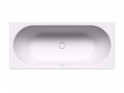 vasche da bagno kaldewei vasca da bagno ovale in acciaio da incasso centro duo by