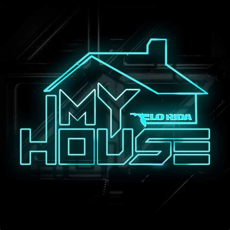 house music record pool flo rida my house clean