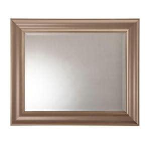 black mirror martha martha stewart living geneva 36 in x 30 in polished