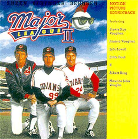 major league  soundtrack