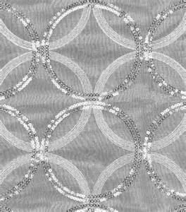 Home Decorator Fabric By The Yard hgtv home decor sheer fabric sparkle plenty silver jo ann