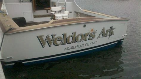 ark boat names name our boat continued