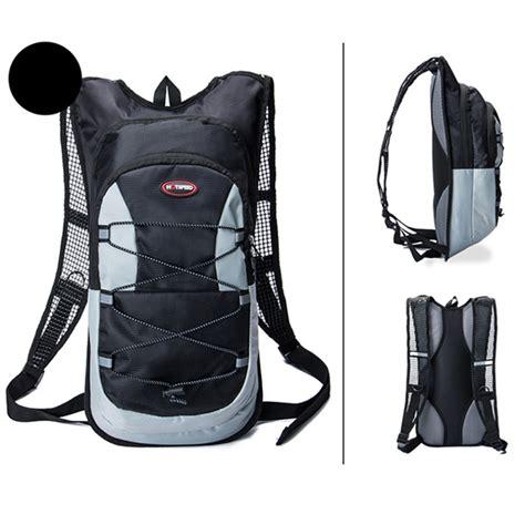 hotspeed tas sepeda hydration bladders bag 12l dengan