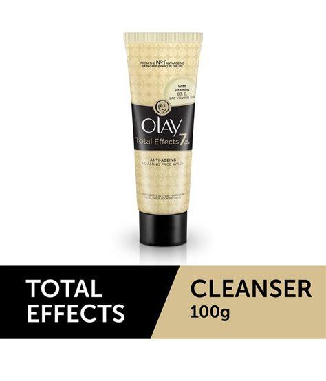 Olay Total Effects 7in1 olay total effects 7 in 1 anti aging foaming wash