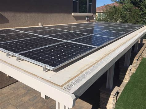 Solar Ready Patio Covers   AlumaCovers   aluminum Patio