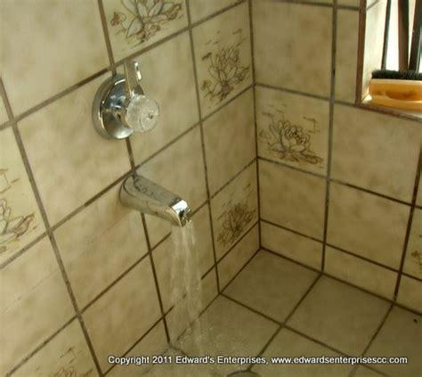 Refurbish Shower Stall by Shower Plumbing Repaired Installed In Santa Clarita